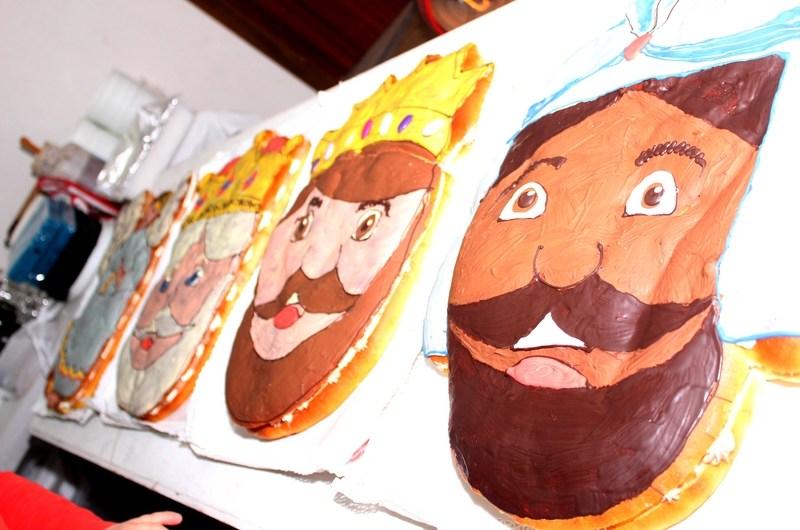 Els amics de la Cavalcada de reis celebren el sopar anual de col·laboradors.