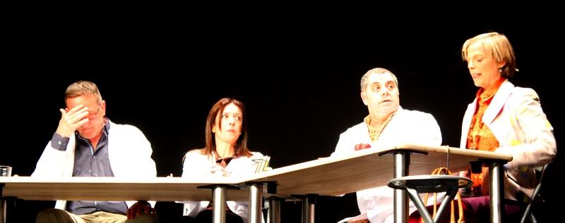 La companyia de teatre Emergent «Punt i Seguit» porta a Castellbell l'obra «La Veritat».