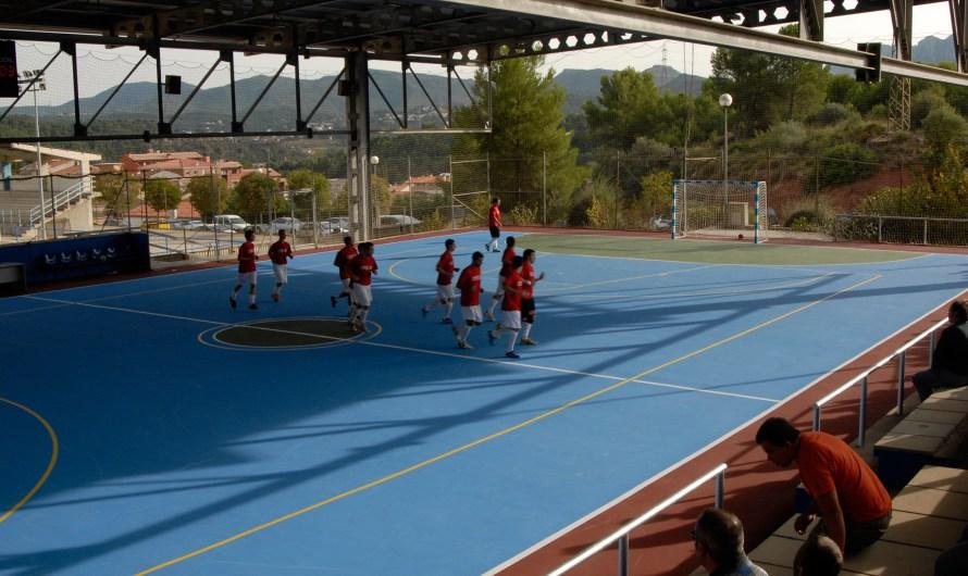 L'Ajuntament de Castellbell i el Vilar aprova l'avantprojecte de tancament de la pista poliesportiva