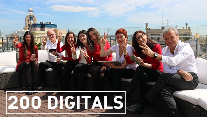 L'AMIC arriba als 200 mitjans digitals