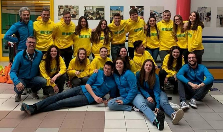 Castellbell i el Vilar, present al 32è torneig internacional de la Pau de Rovereto