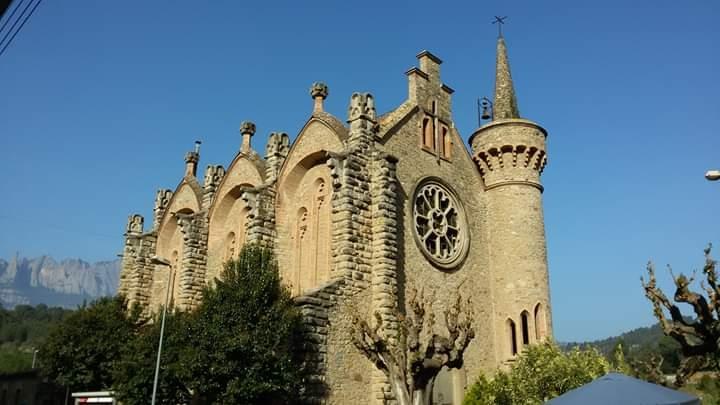 El ple de l'ajuntament de Castellbell aprova per unanimitat les obres de l'església de la Bauma.
