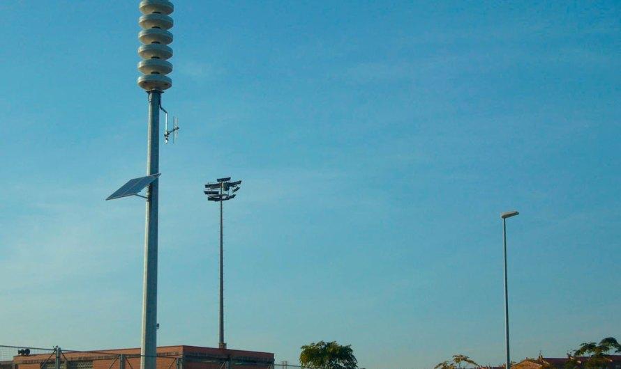 Sant Vicenç de Castellet, estrenarà dimarts dues noves sirenes d'alerta de risc químic