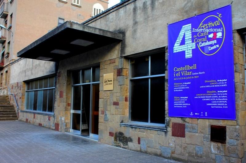 Cant Burés, el nom del nou centre cultural