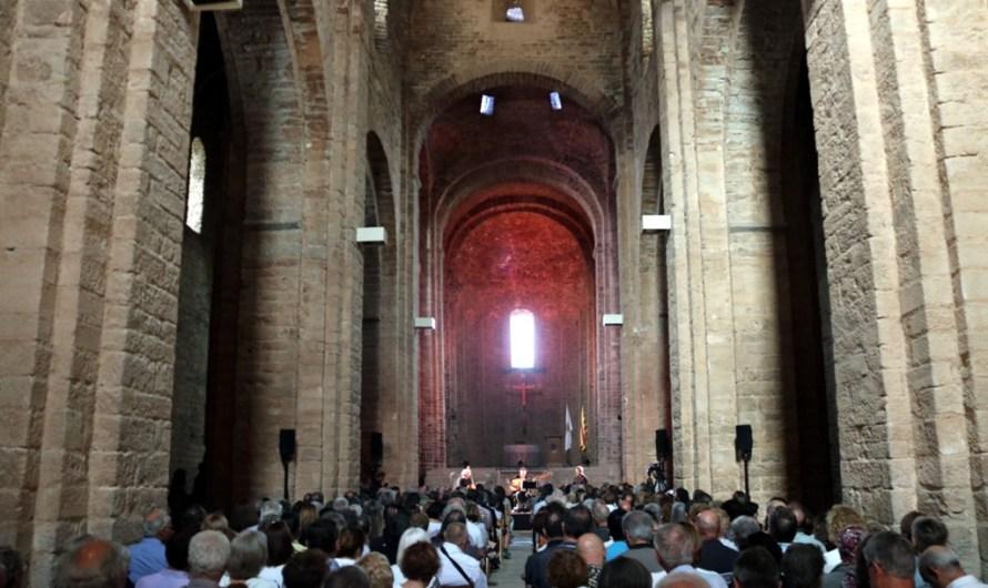 La col·legiata del castell de Cardona celebra 1000 anys d'història