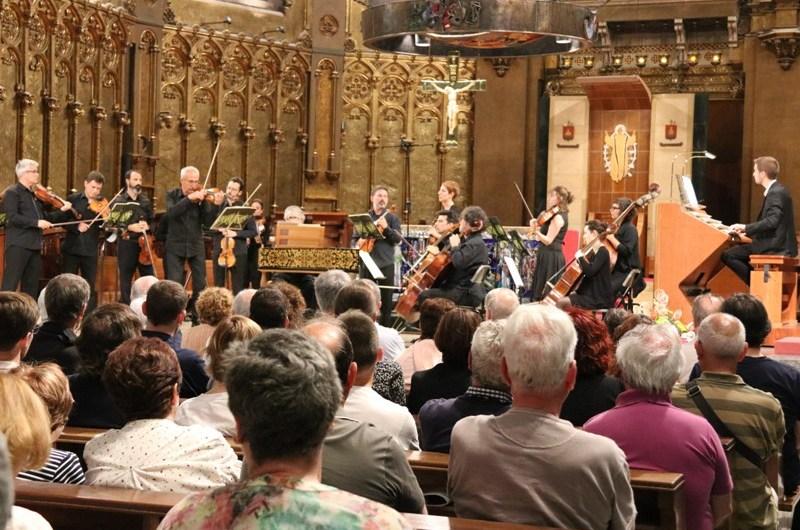 Joan Seguí reinterpreta Vivaldi a Montserrat