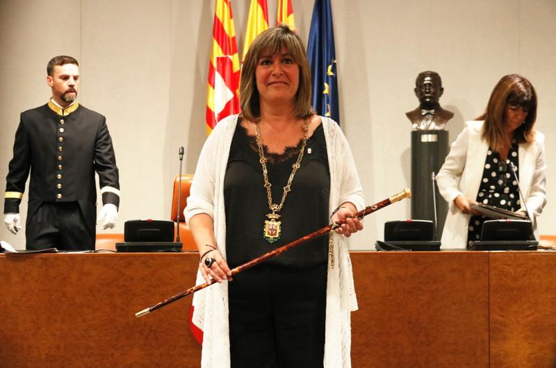 Núria Marín, Presidenta de la Diputació