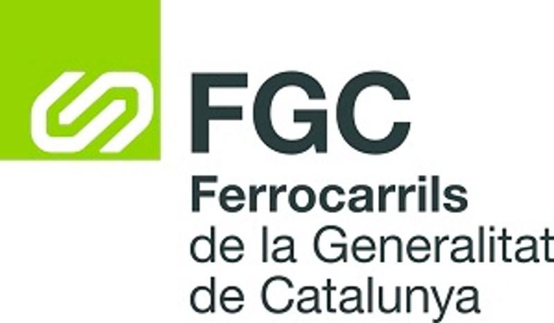 FGC canvia el taronja pel verd en el seu logotip per simbolitzar els valors ambientals