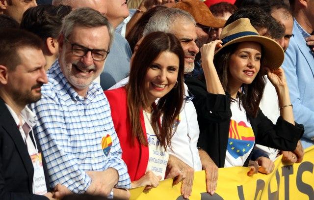 Ciudadanos renya el PSOE i al PSC