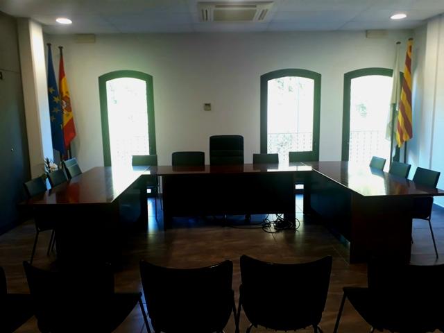 Ple Extraordinari Municipal Aj Castellbell i el Vilar