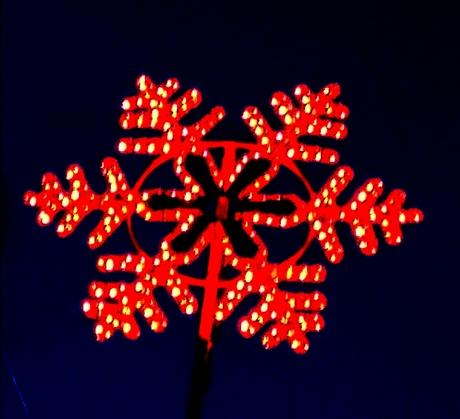 S'avança l'iluminació nadalenca