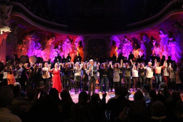 Carlos Núñez recupera músiques celtes compostes per Beethoven per celebrar el Cap d'Any al Palau de la Música