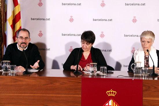 La R-4 s'aturarà a Sant Andreu Arenal per Nadal