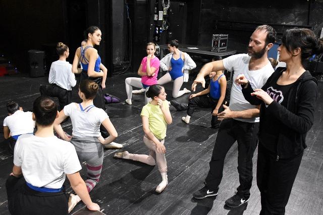 Més d'un centenar de ballarins protagonitzaran la funció solidària de 'Giselle' a benefici del projecte de millora de l'atenció a infants i joves d'Althaia
