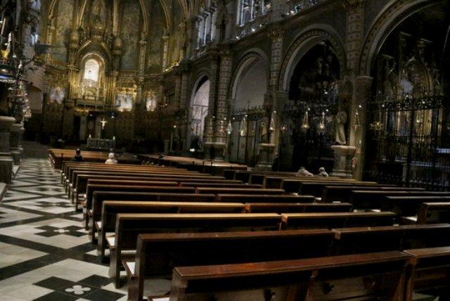 Montserrat,buida com mai l'has vist