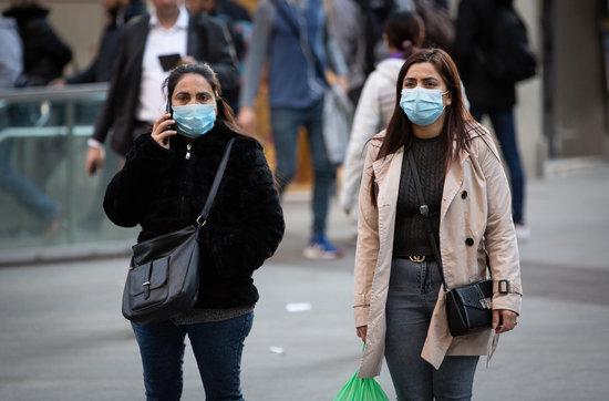 14 persones afectades pel Coronavirus a Catalunya