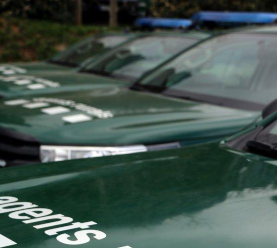 El Govern invertirà 5,4 MEUR en la renovació de la meitat de la flota de vehicles dels Agents Rurals