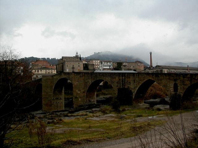 Detingut un home al Pont de Vilomara acusat de matar una dona