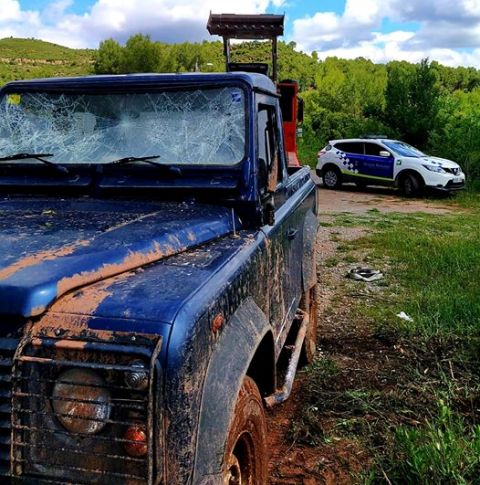 Recuperen un vehicle robat a Castellbell
