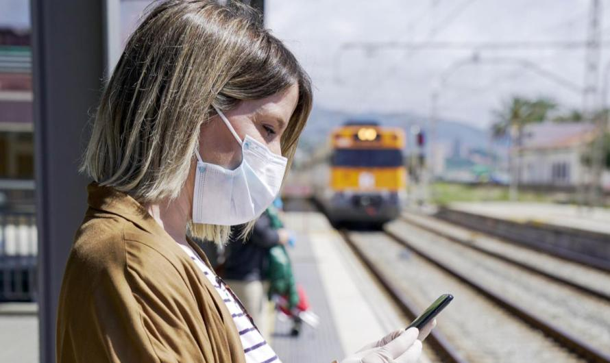 L'ús de la mascareta passa a ser obligatori al transport públic de l'àrea de Barcelona