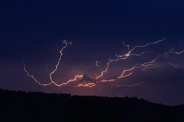 En marxa un nou servei per alertar d'episodis meteorològics violents a molt curt termini