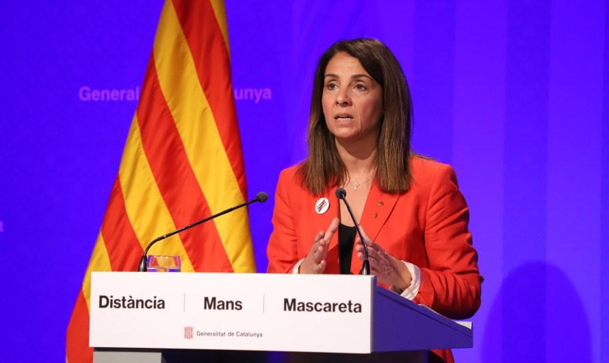El Govern establirà una regulació pròpia immediatament quan tota Catalunya entri a la fase 3 de la desescalada