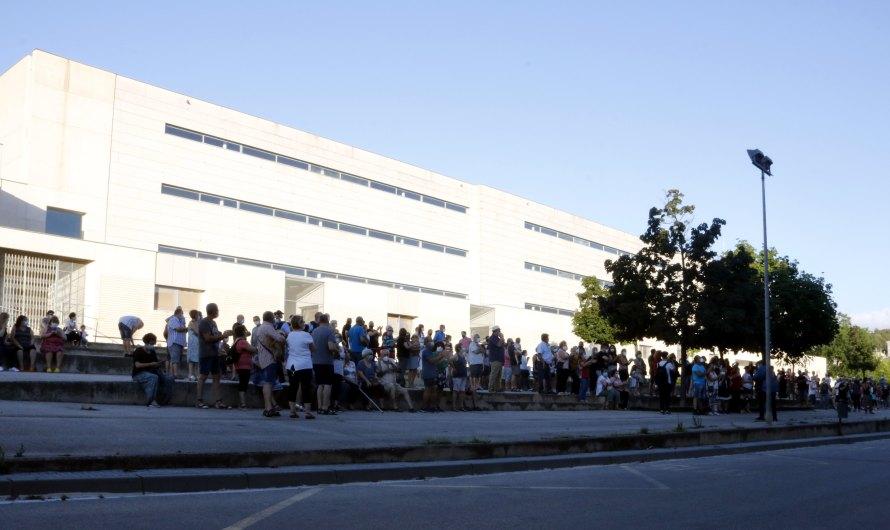 """Sant Vicenç de Castellet diu no a les ocupacions """"delinqüencials"""""""