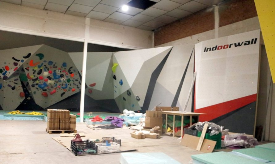 L'empresa igualadina Indoorwall vol convertir Manresa en referent mundial dels rocòdroms 'indoor'