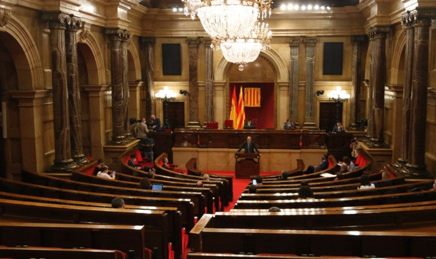 Tres anys de l'1-O: l'independentisme polític dividit