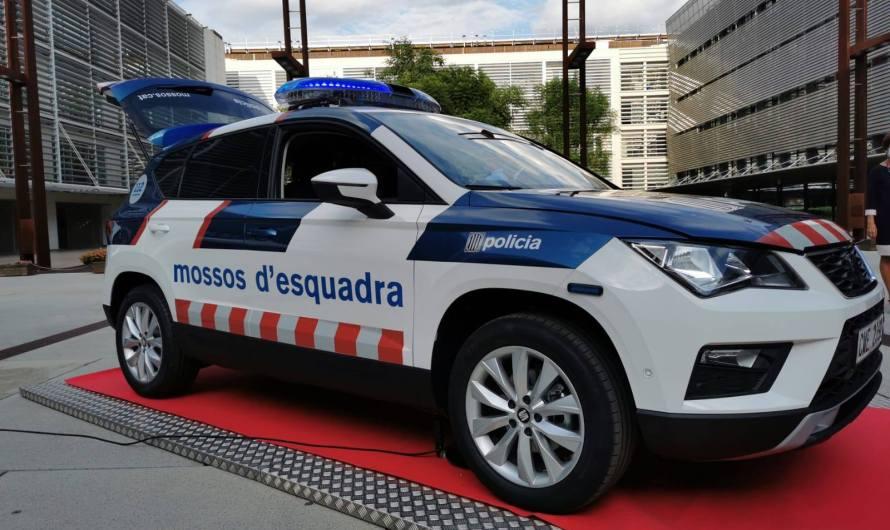 Els Mossos d'Esquadra renovaran una quarta part de la flota de seguretat ciutadana