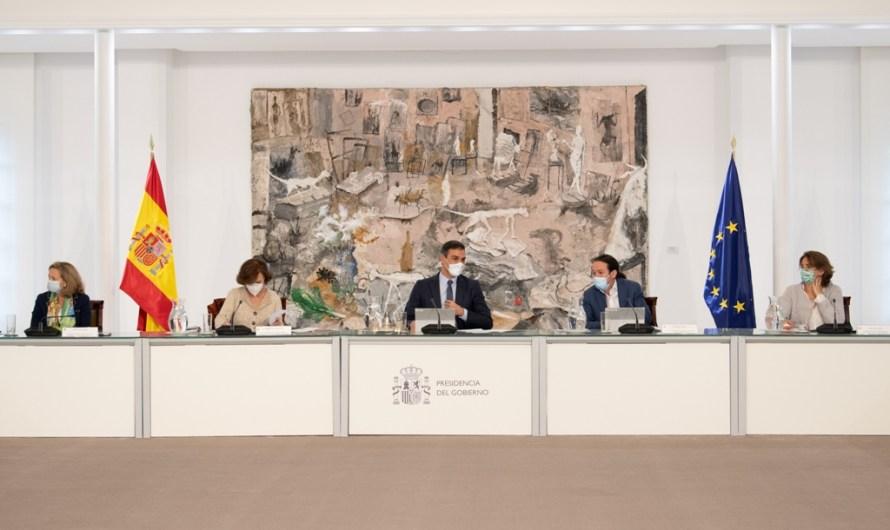 El govern espanyol vol prorrogar l'estat d'alarma fins al 9 de maig