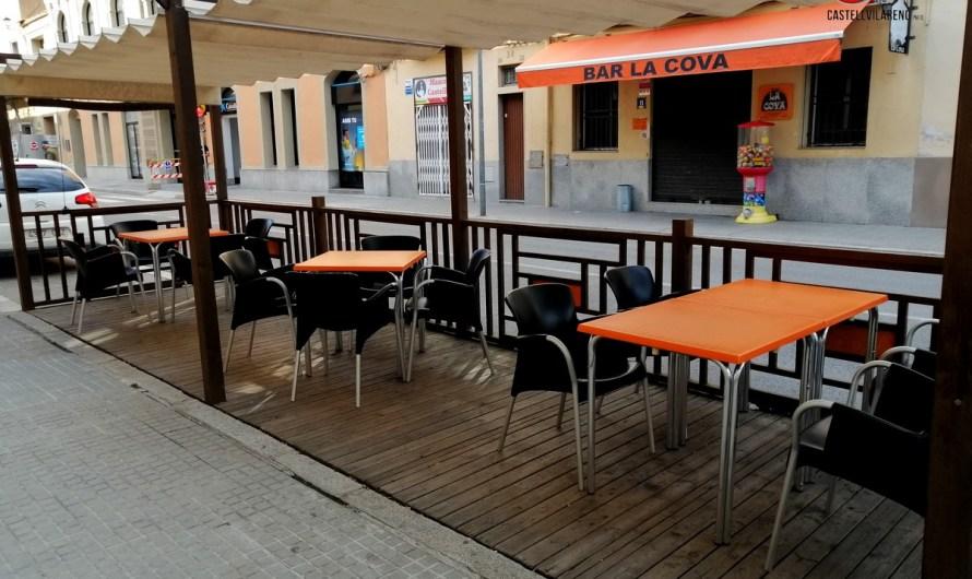 Bars i Restaurants obriran dilluns amb un 30% d'aforament