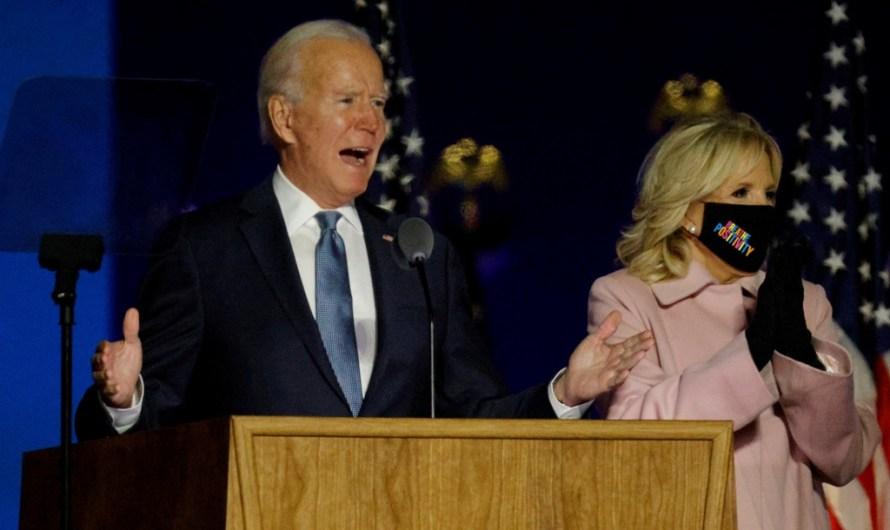Biden guanya les eleccions als Estats Units després d'un recompte molt ajustat qüestionat per Trump