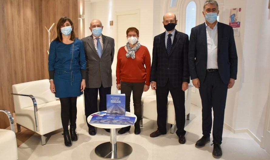 Althaia presenta el llibre sobre els hospitals de Manresa del segle XX