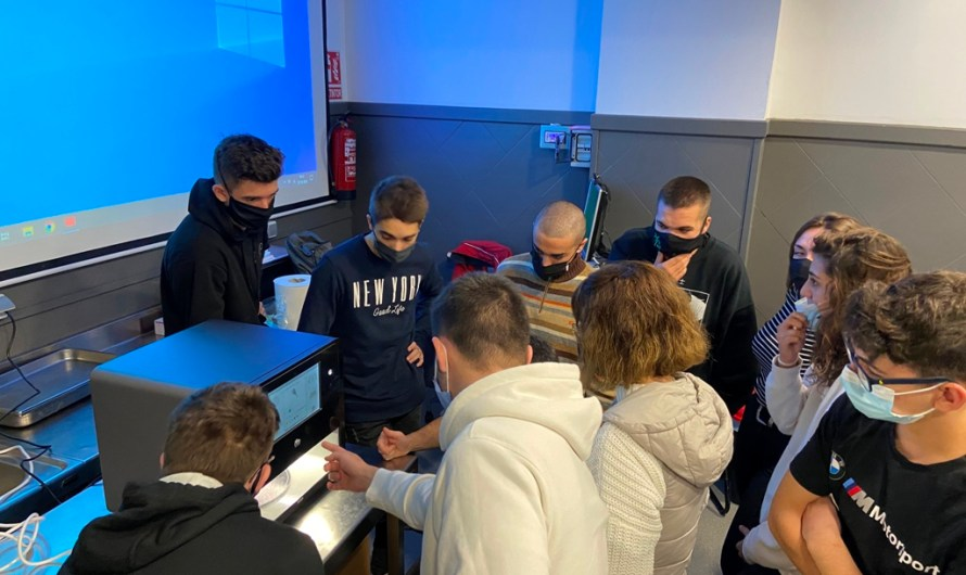 El CIMTI assessora un projecte d'innovació d'impressió d'aliments en 3D
