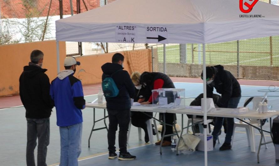 Especial Eleccions: la participació a les 18h també cau