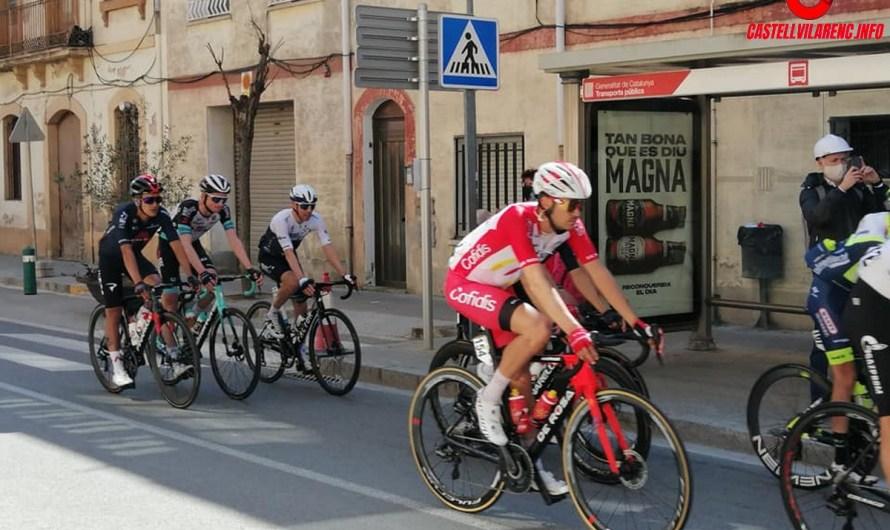 """Aquest diumenge """"La Cursa ciclista del Llobregat"""" passa per Castellbell i el Vilar"""