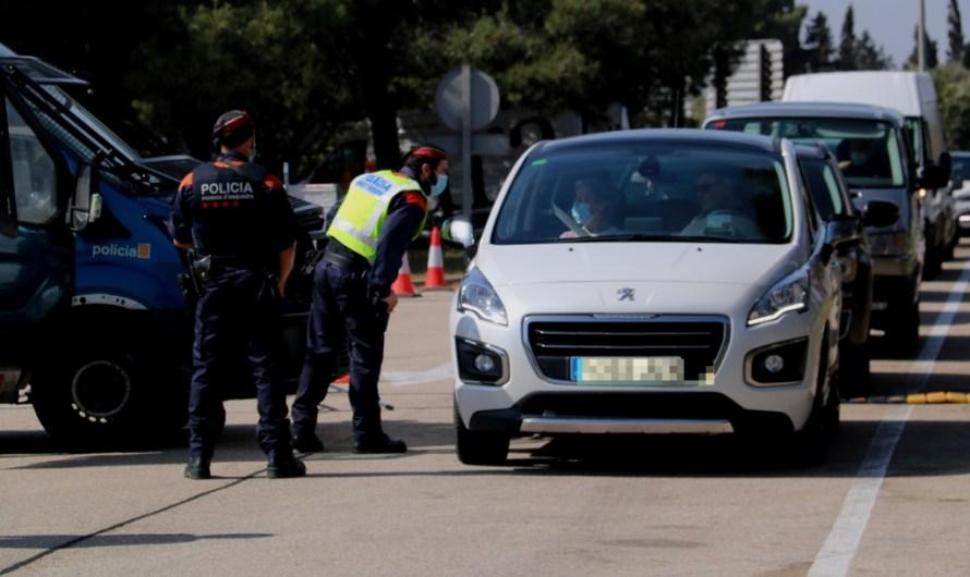 Catalunya recupera divendres el confinament comarcal