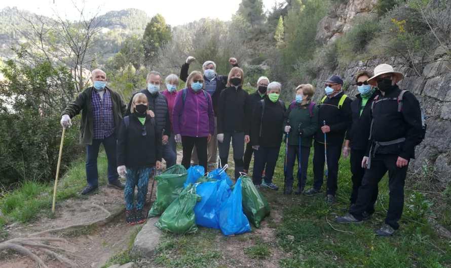 Tornen les Caminades Saludables a Castellbell i el Vilar.