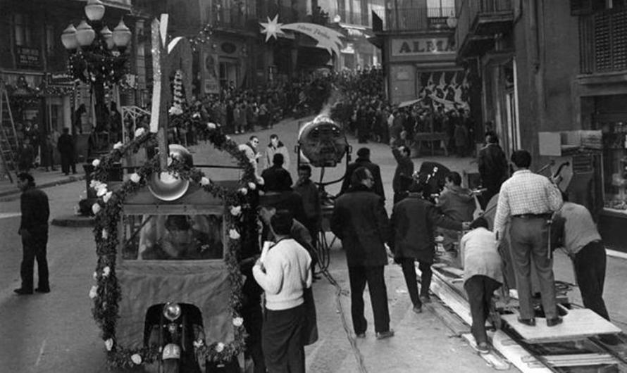 23 locals de Manresa projectaran 'Plácido' simultàniament per commemorar els 60 anys del rodatge del film a la ciutat