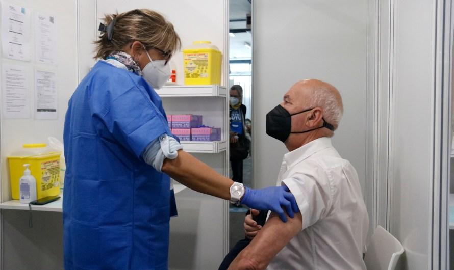 Castellbell i el vilar té un 26% de persones immunitzades amb la primera dosi de la vacuna