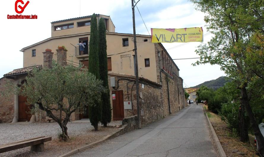 La Segona edició del Festival Vilart, tanca amb èxit de visitants