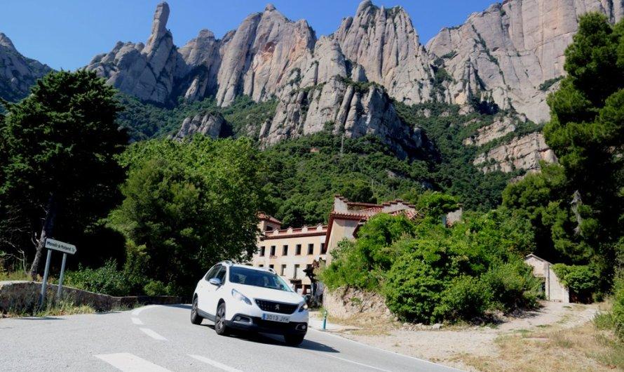 Es prohibeix l'accés al Parc Natural de Montserrat davant l'elevat risc d'incendi