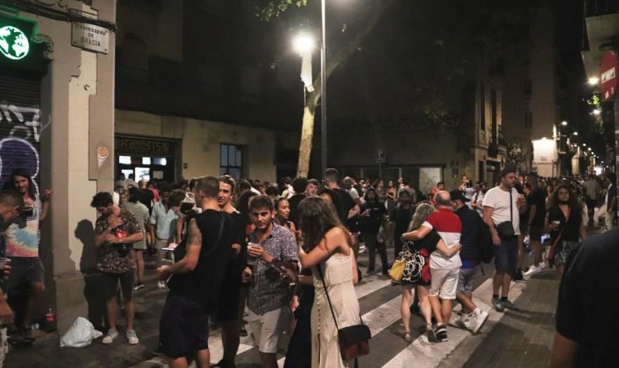 Agredeixen un jove durant un botellot amb unes 500 persones a Artés