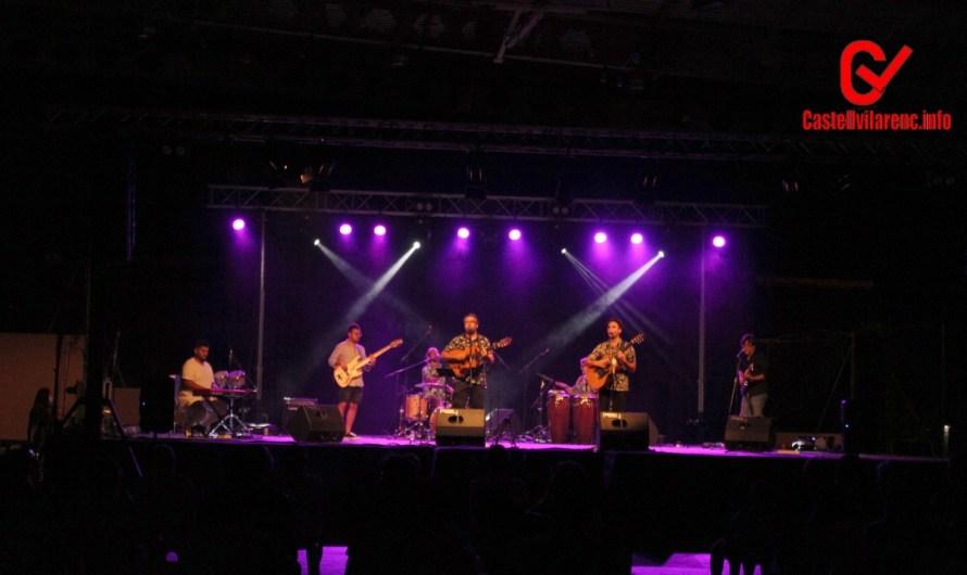 Beto Tejada porta el ritme de la rumba i el rock a Castellbell i el Vilar.