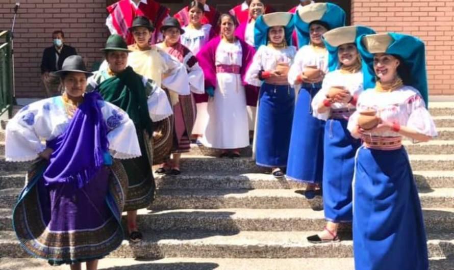 El grup de dansa Saihua d'ecuador actuarà a Monistrol de Montserrat