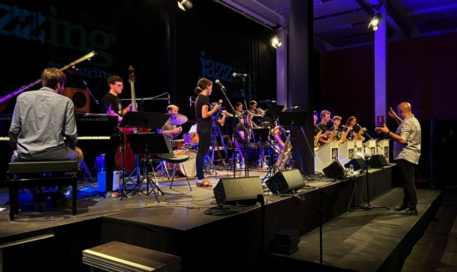 """La Sant Andreu Jazz Band celebra 15 anys amb una """"big party"""" a la Fabra i Coats"""