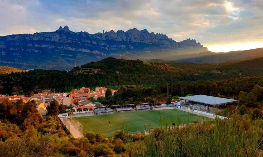 L'Ajuntament de Castellbell i el Vilar impulsa el projecte per a la instal·lació de plaques solars al camp de futbol