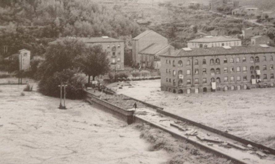 Testimonis de la riuada del 1971 a Castellbell, expliquen les seves històries