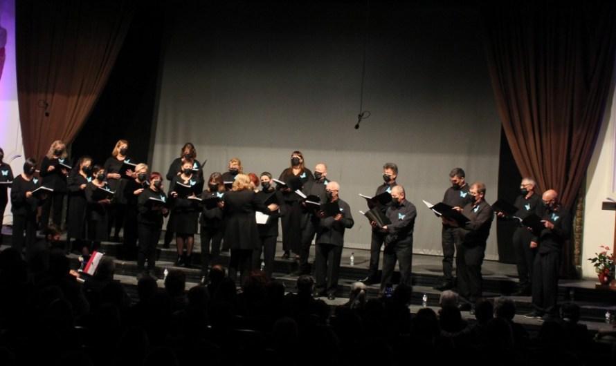 """La Capella de Música Burés tanca el festival """"A flor de Pell"""""""